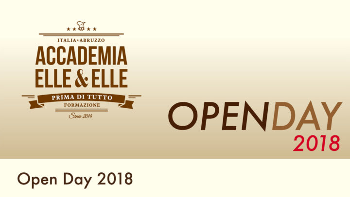 Banner Open Day 2018 - Elle&Elle