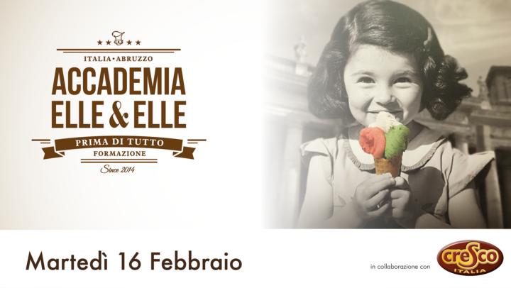 Il gelato secondo CRESCO - demo Elle&Elle