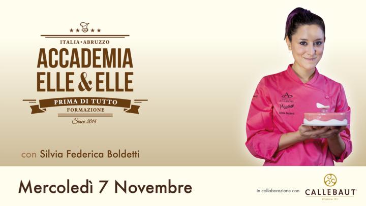Viaggio nelle novità Callebaut - demo Elle&Elle