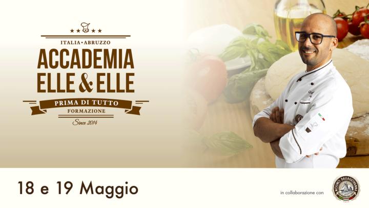 Pizzeria con Mattia Masala - demo Elle&Elle