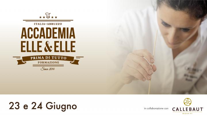 Torte glassate nei 5 colori del cioccolato - demo Elle&Elle